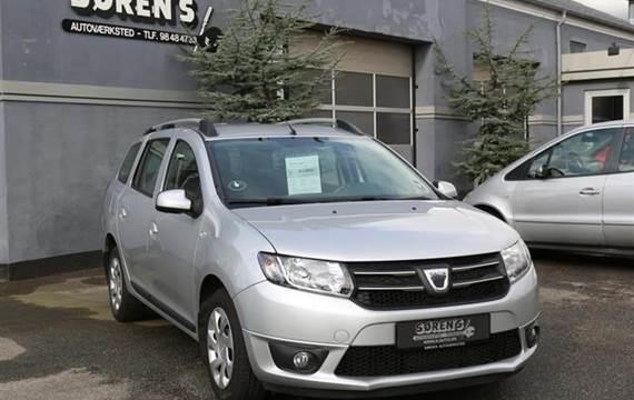 Dacia Logan 0,9 Tce Lauréate Adventure 90HK