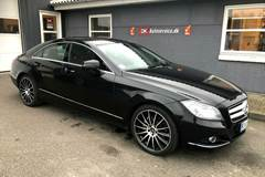 Mercedes CLS250 2,2 CDi aut. BE