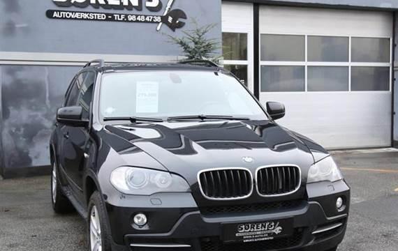 BMW X 5 3,0 BMW X5 d 3,0 D 4x4 235HK 5d 6g Aut.