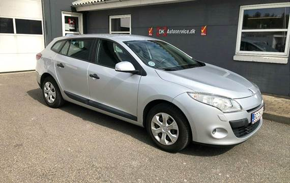 Renault Mégane 1,6 III 110 Authentique ST