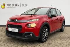 Citroën C3 1,2 PureTech Extravaganza start/stop 110HK 5d
