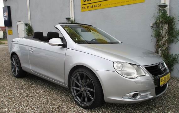 VW Eos 2,0 FSI 150HK Cabr.