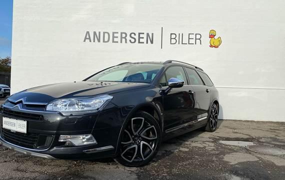 Citroën C5 2,0 Tourer 2,0 Blue HDi XTR EAT6 start/stop 180HK Stc 6g Aut.