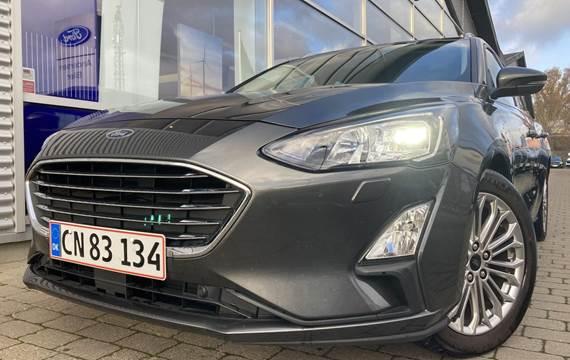 Ford Focus 1,5 EcoBoost Titanium 150HK Stc 6g