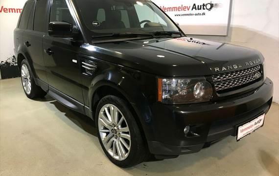 Land Rover Range Rover sport 3,0 Land Rover Range Rover Sport TDV6 HSE aut.