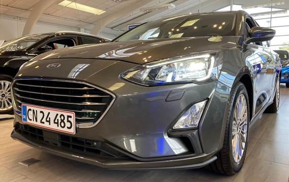 Ford Focus 1,5 EcoBoost Titanium 150HK 5d 8g Aut.