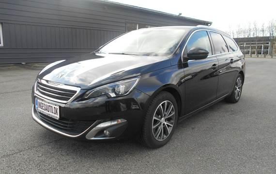 Peugeot 308 2,0 BlueHDi 150 Allure SW EAT6 5 dørs