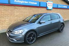 VW Golf VII 2,0 TDi 150 Highline DSG