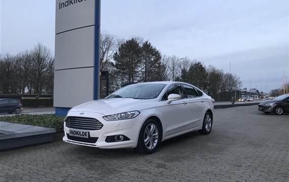 Ford Mondeo 1,5 EcoBoost Titanium 160HK 5d 6g Aut.