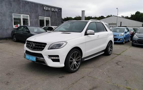 Mercedes ML350 3,0 d 3,0 Bluetec 4-Matic 258HK 5d 7g Aut.