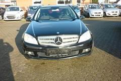Mercedes C200 2,2 CDi Classic stc. aut.