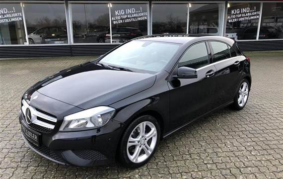 Mercedes A200 d 2,1 CDI 136HK 5d 6g