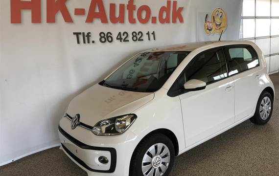 VW UP! MPI BMT Move 60HK 5d