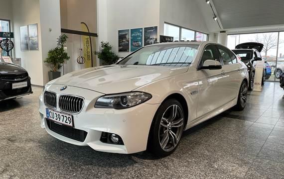 BMW 528i 4x4 245HK 8g Aut.