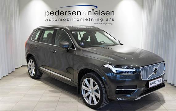 Volvo XC 90 Volvo XC90 7 Sæder 2,0 D5 Inscription AWD 235HK 5d 8g Aut.