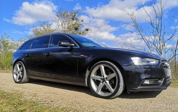 Audi A4 TDI - 177 hk MultitronicOm Virksomheden: