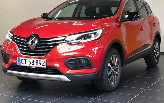 Renault Kadjar TCE GPF Limited EDC 140HK 5d 7g Aut.