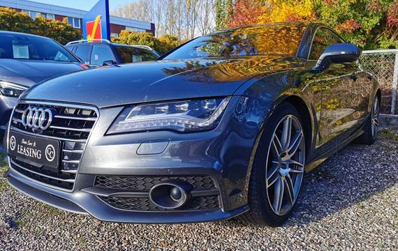 Audi A7 Sportback BiTDI V6 - 313 hk quattro TiptronicOm Virksomheden:
