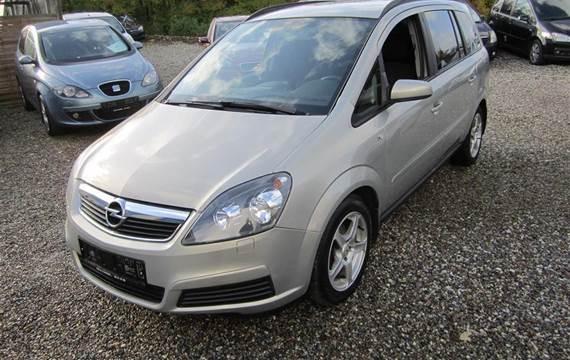 Opel Zafira Twinport Limited 105HK