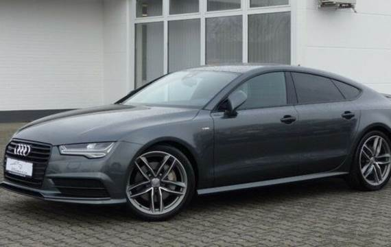 Audi A7 Sportback BiTDI V6 - 320 hk quattro TiptronicOm Virksomheden: