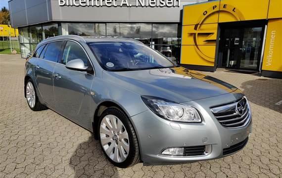 Opel Insignia 2,0 Sports Tourer 2,0 CDTI DPF Cosmo 130HK Stc 6g