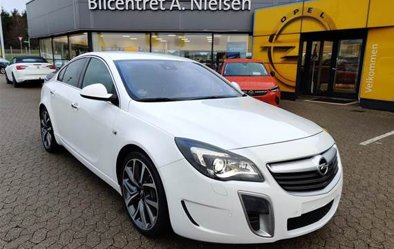 Opel Insignia 2,8 OPC 2,8 Turbo 4x4 325HK 6g Aut.
