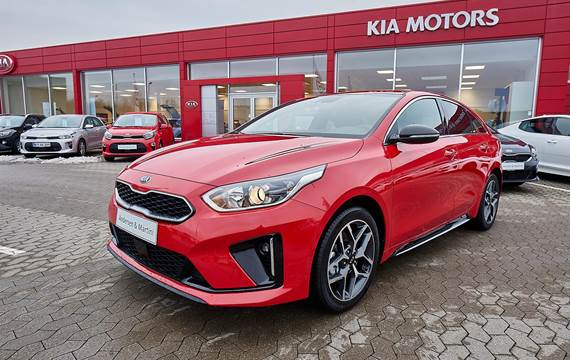 Kia ProCeed Shooting Brake 1,0 T-GDI GT-Line 120HK Stc 6g