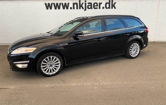 Ford Mondeo TDCi Collection Powershift 140HK Stc 6g Aut.