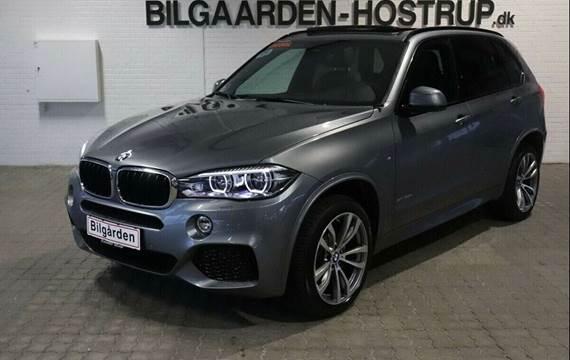BMW X 5 3,0 BMW X5 xDrive30d aut. Van