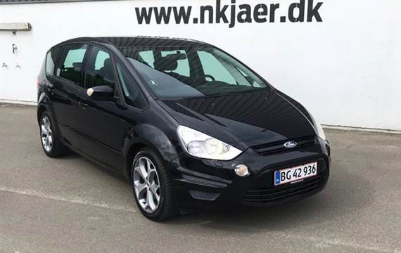 Ford S-MAX Ford S-Max 2,0 TDCi DPF Collection 163HK 6g Aut.