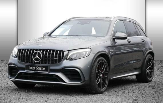 Mercedes GLC63