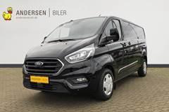 Ford Transit Custom 300L 2,0 Ford Transit Custom 300 L2H1 2,0 TDCi Limited 170HK Van 6g Aut.