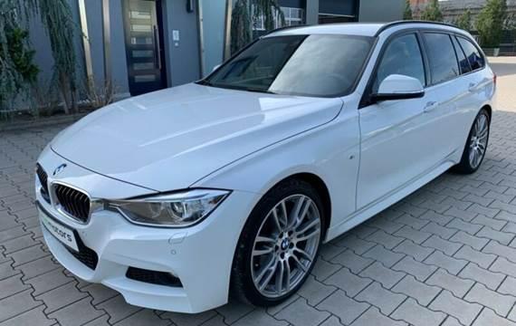 BMW 320d - 184 hk Automatic TouringOm Virksomheden: