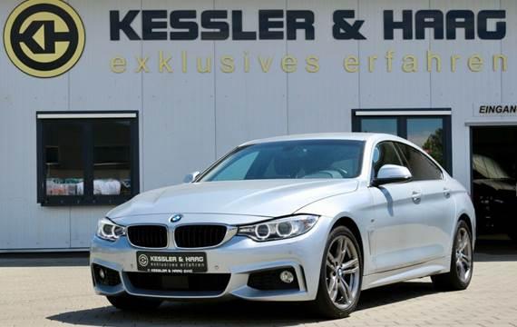 BMW 420d - 190 hk Steptronic Gran CoupeOm Virksomheden: