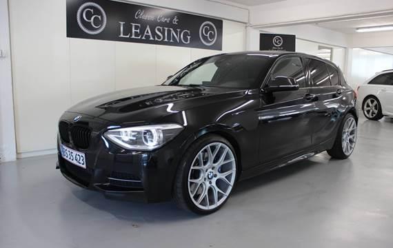 BMW 135i M - 320 hk xDrive Steptronic HatchbackOm Virksomheden:
