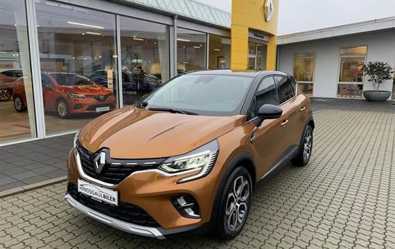 Renault Captur TCE GPF Intens EDC 155HK 5d 7g Aut.