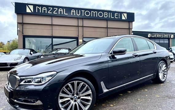 BMW 750i - 450 hk xDrive SteptronicOm Virksomheden: