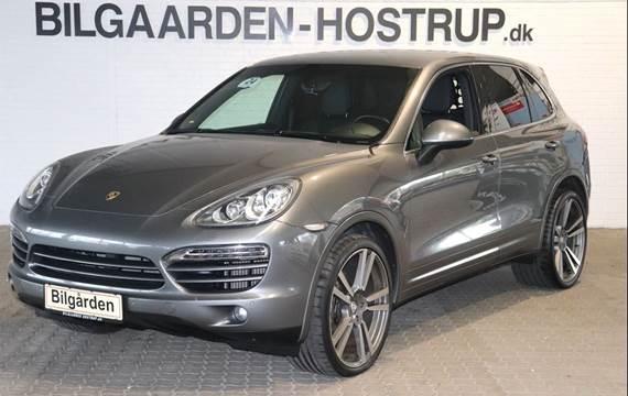 Porsche Cayenne 3,0 D Tiptr. Van