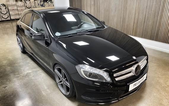 Mercedes A220 d