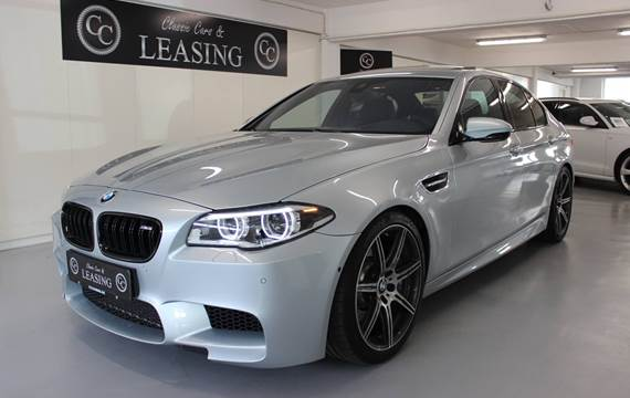 BMW M5 V8 - 560 hk AutomaticOm Virksomheden: