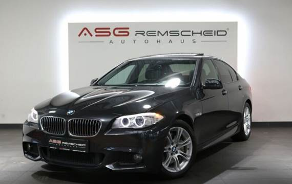 BMW 535d - 313 hk Steptronic SedanOm Virksomheden: