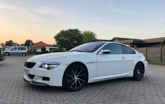BMW M6 5.0i V10 - 507 hkOm Virksomheden: