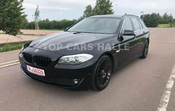 BMW 520d - 184 hk Steptronic TouringOm Virksomheden: