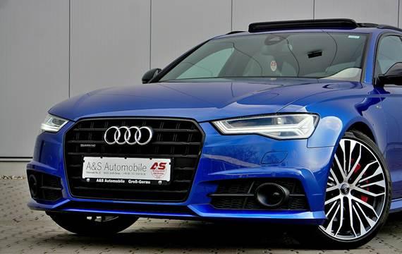 Audi A 6 Audi A6 Limousine 3.0 TDI competition - 326 hk quattro Tiptronic