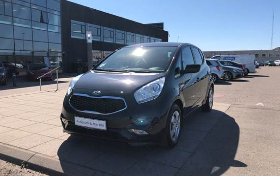 Kia Venga CVVT Attraction 90HK 5d