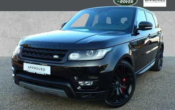 Land Rover Range Rover sport Land Rover Range Rover Sport