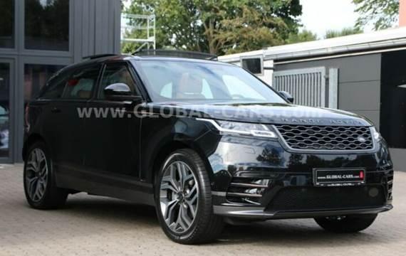 Land Rover Range Rover Velar D 300 3.0 V6 - 300 hk AWD Automatic