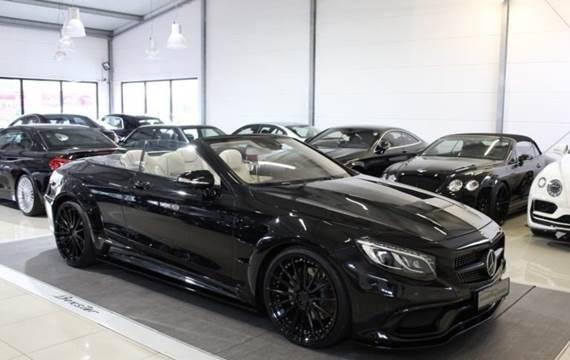 Mercedes S500 V8 - 456 hk G-TRONICOm Virksomheden:
