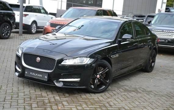 Jaguar XF 3.0d V6 - 300 hk Automatic