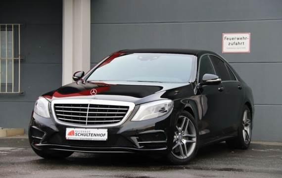 Mercedes S350 BlueTEC - 258 hk G-TRONICOm Virksomheden: